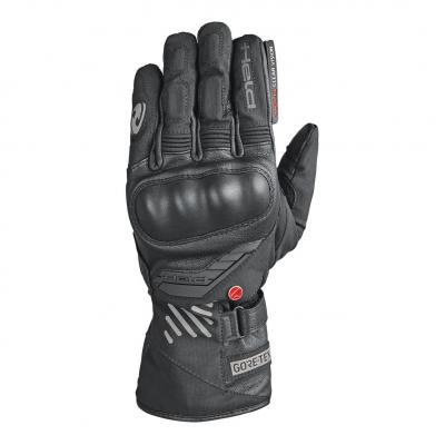 Gants cuir/textile Held Madoc Max GTX noir