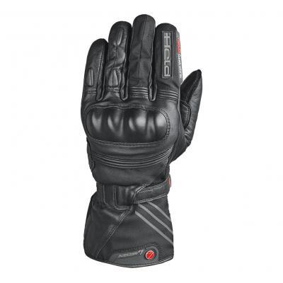 Gants cuir/textile Held Twin II GTX noir