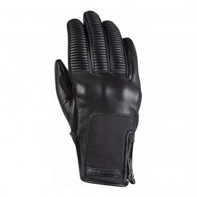 Gants cuir/textile Ixon RS Néo noir