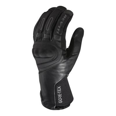 Gants cuir/textile Rev'it Stratos 2 Gore-Tex noir