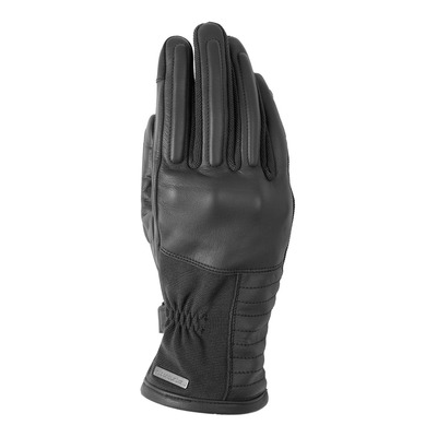 Gants cuir/textile Tucano Urbano Will noir