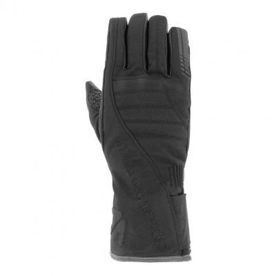 Gants cuir/textile V'Quattro Ride 18 noir