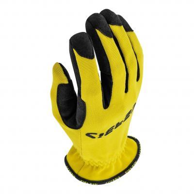 Gants d'atelier Acerbis Mechanic But jaune/noir