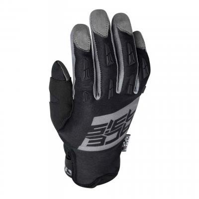 Gants enduro Acerbis MX WP CE gris/noir