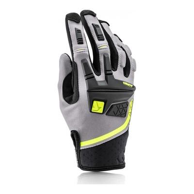 Gants enduro Acerbis X-Enduro noir/jaune