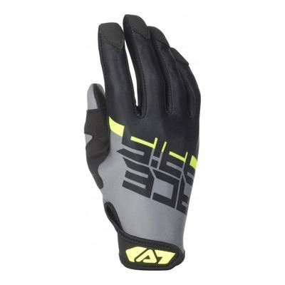 Gants enduro Acerbis Zéro degré 3.0 noir/jaune CE