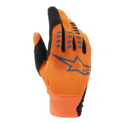 Gants enduro Alpinestars SMX-E orange/anthracite