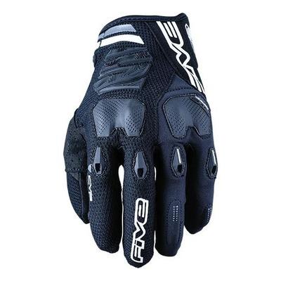 Gants enduro Five E2 noir