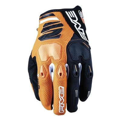 Gants enduro Five E2 orange