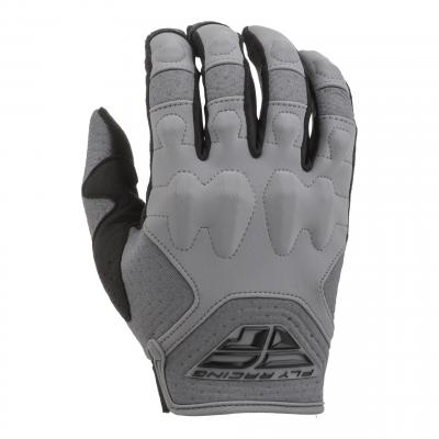Gants enduro Fly Racing Patrol XC Lite gris/noir