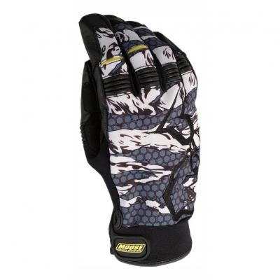 Gants enduro Moose Racing Mud Riding camo