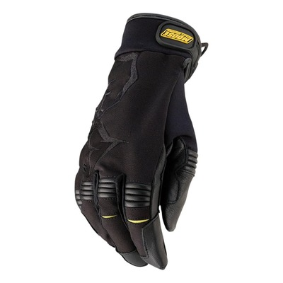 Gants enduro Moose Racing Mud Riding noir