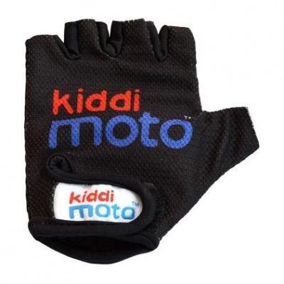 Gants enfant Kiddimoto noir