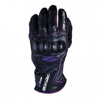 Gants femme Five RFX4 Woman noir/violet