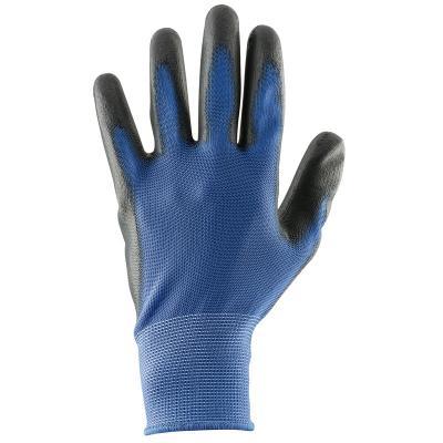 Gants fin de mécanique Draper bleu/noir