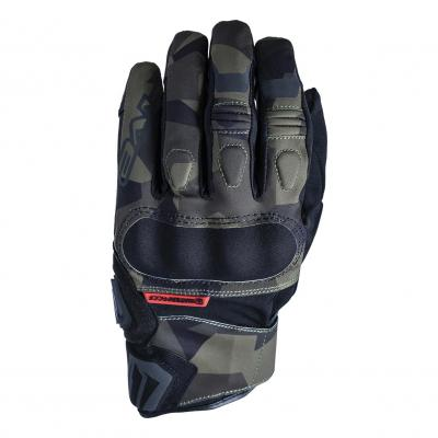 Gants five Boxer wp camo/army