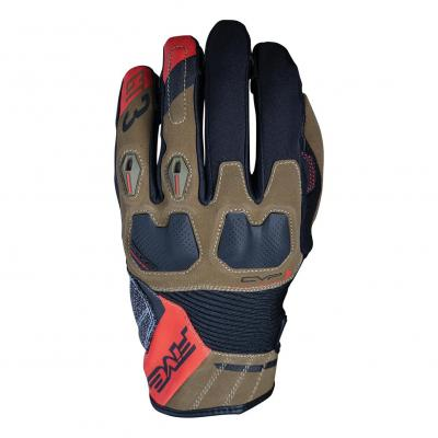 Gants Five GT3 WP marron