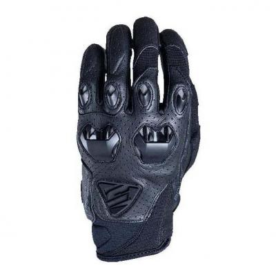 Gants Five STUNT EVO LEATHER AIR noir
