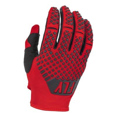 Gants Fly Racing Kinetic rouge/noir