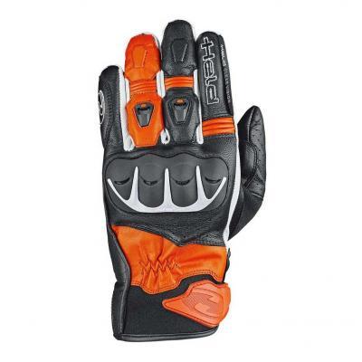 Gants Held Dash noir/orange