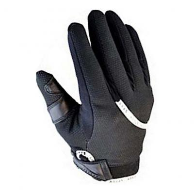 Gants hiver Steev Oural noir/blanc