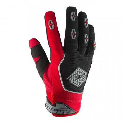 Gants Kenny Safety rouge