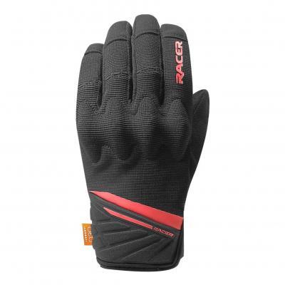 Gants Racer Roca 2 noir / rouge