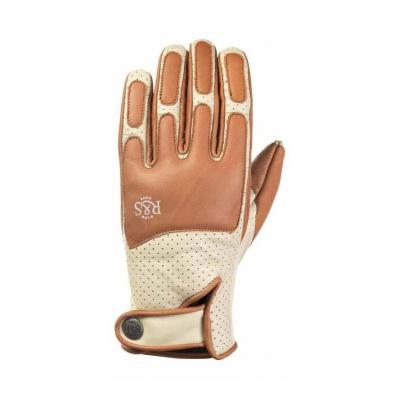 Gants Ride And Sons LORD crème/camel