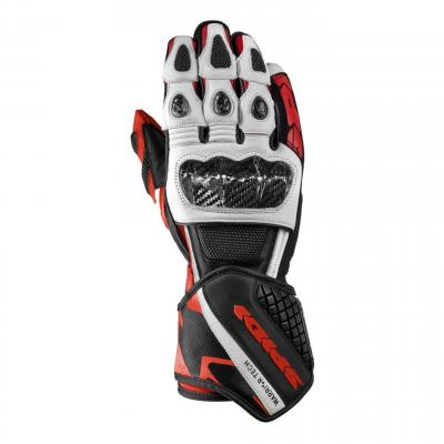 Gants Spidi CARBO 5 rouge