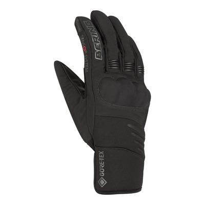 Gants textile/cuir Bering Boogie GTX noir