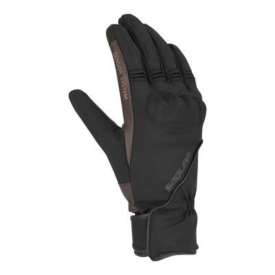 Gants textile/cuir femme Segura Peak noir