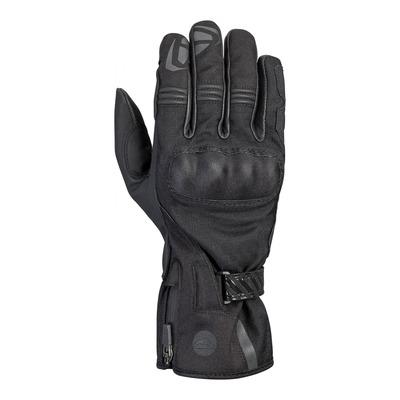 Gants textile/cuir Ixon MS Loki noir/anthracite
