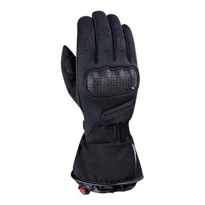 Gants textile/cuir Ixon Pro Axl noir