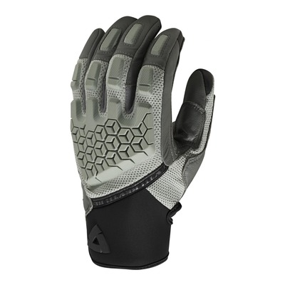 Gants textile/cuir Rev'it Caliber mid gris