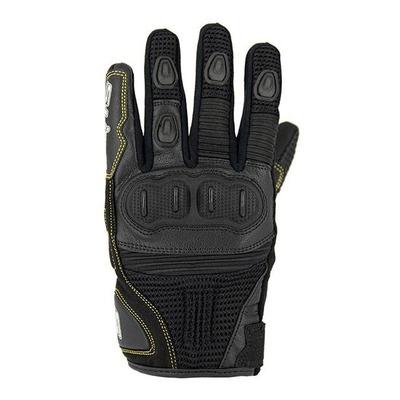 Gants textile/cuir S-Line Forward noir