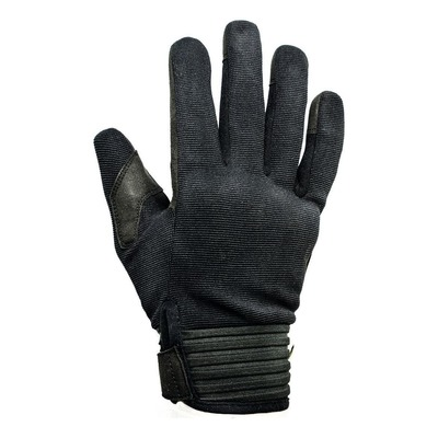 Gants textile hiver Helstons Simple noir