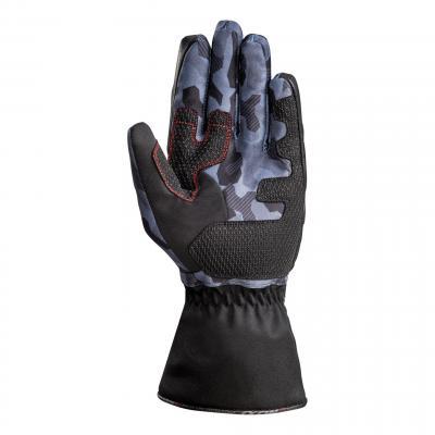 Gants textile Ixon Pro Indy noir/noir camo