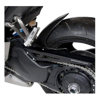 Garde-boue arrière Barracuda noir Honda CB 1000 R 08-16