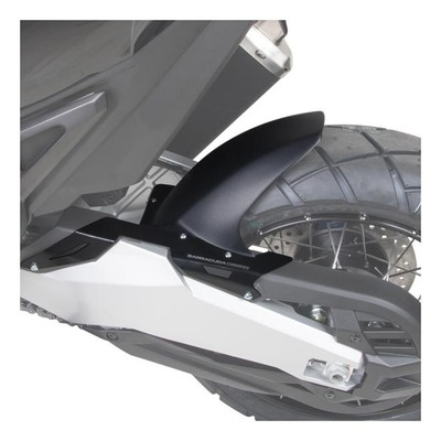 Garde-boue arrière Barracuda noir Honda X-ADV 750 17-20