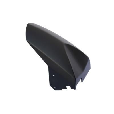 Garde boue arrière BCD Yamaha Tmax 530 12-16 noir mat