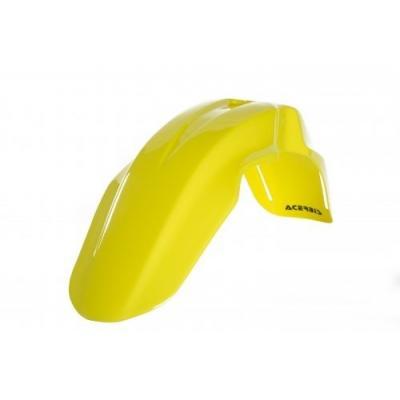 Garde-boue avant Acerbis Suzuki 125 RM 01-08 jaune