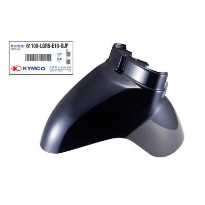 Garde boue avant Kymco noir Like 2009-13 61100-LGR5-E10-BJP
