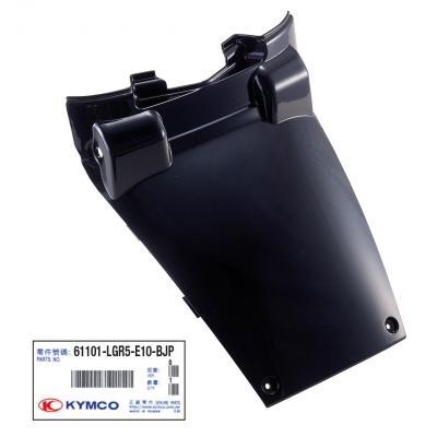 Garde boue avant Kymco noir Like 2T 2009-13 61101-LGR5-E10-BJP
