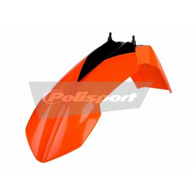 Garde-boue avant Polisport KTM 65 SX 12-15 orange