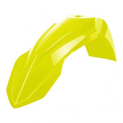 Garde-boue avant Polisport Yamaha 125 YZ 15-20 jaune fluo