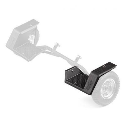 Garde boue gauche YCF pour stabilisateur 50cc
