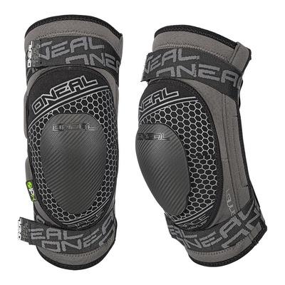 Genouillères O'Neal Sinner Race kevlar® gris