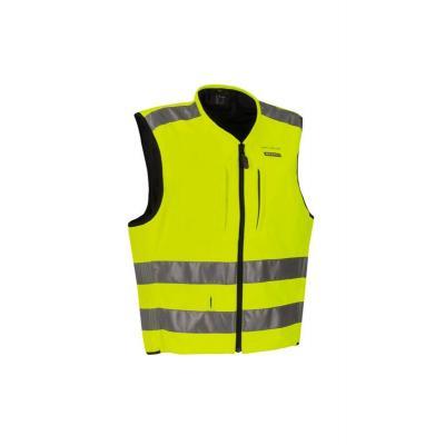 Gilet airbag Bering C-Protect Air Haute Visiblité jaune fluo
