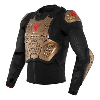 Gilet de protection Dainese MX 2 Safety jacket copper or/noir/rouge