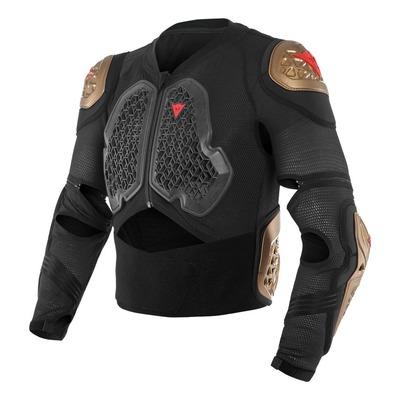 Gilet de protection Dainese MX1 Safety jacket copper or/noir/rouge